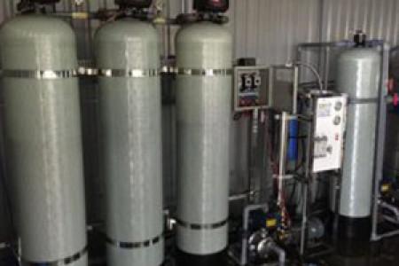 Lắp đặt hệ thông xử lý nước cho trường học tại Vĩnh Long