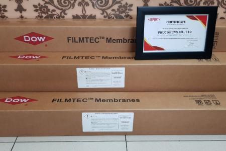 Màng lọc RO Dupont-Filmtec chính hãng nhập khẩu từ Mỹ