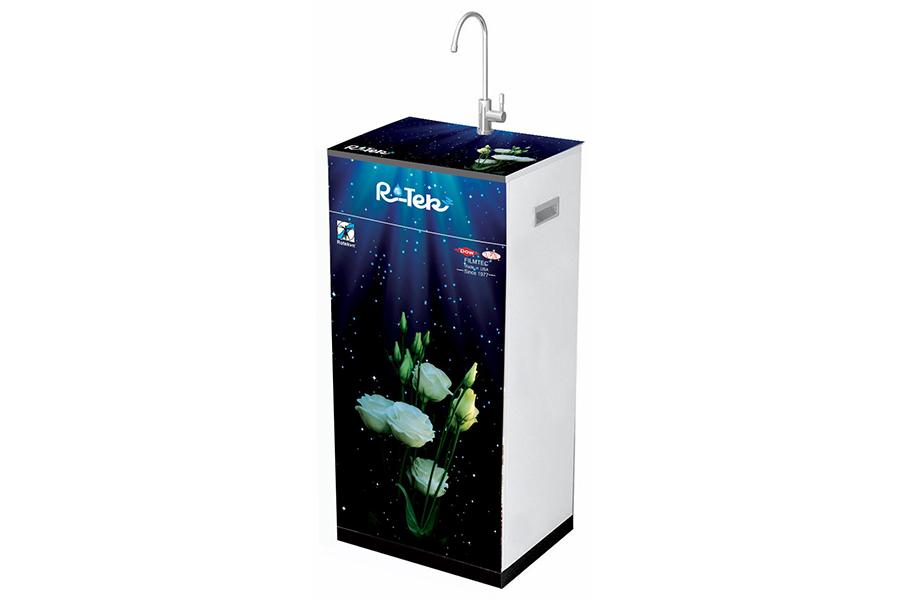 Máy lọc nước nóng lạnh Rotekvn - Xanh 3D